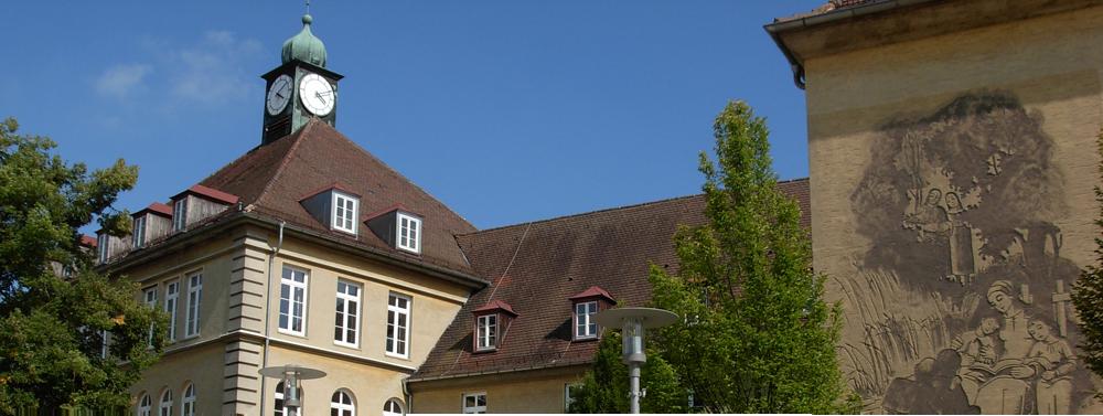 Grundschule Laupheim Aussenansicht